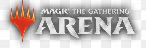 Magic The Gathering Logo - Magic: The Gathering Arena Logo Collectible Card Game PNG