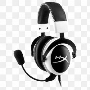 Microphone - Microphone Kingston HyperX Cloud Core Headphones Kingston HyperX Cloud II PNG