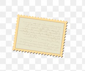 Frame Yellow Sticky Notes Vector - Paper Yellow Font PNG