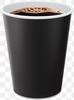 Takeaway Coffee Cup Clip Art - Coffee Cup Latte Espresso Cafe PNG