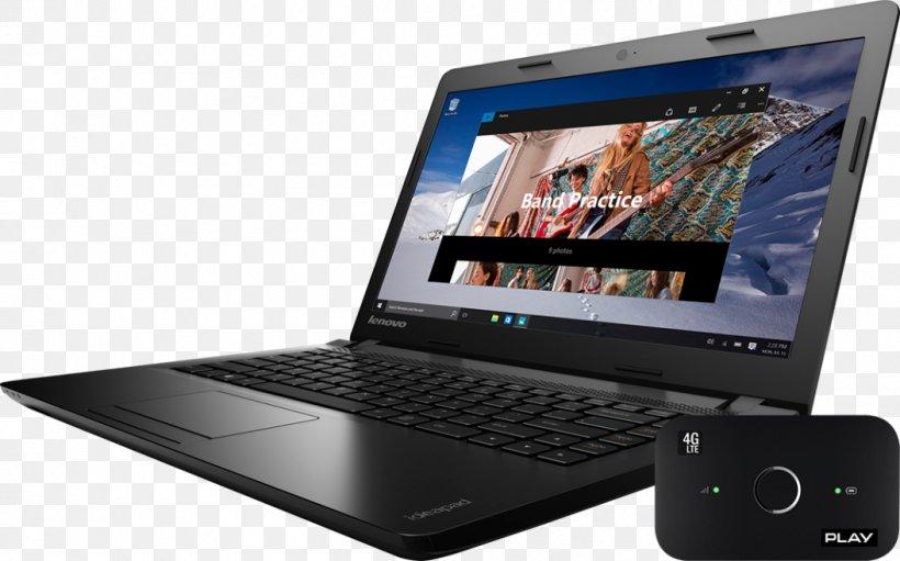 Laptop Lenovo Ideapad 100 (15) Lenovo ThinkPad, PNG, 1054x658px, Laptop, Celeron, Computer, Computer Hardware, Display Device Download Free