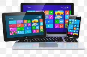 Laptop - Laptop Responsive Web Design Tablet Computers Smartphone Personal Computer PNG