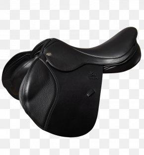 Saddle Equestrian Dressage Horse Tack Cob PNG