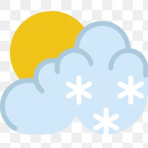 Snow Cartoon Icon - Cloud Snow Clip Art PNG