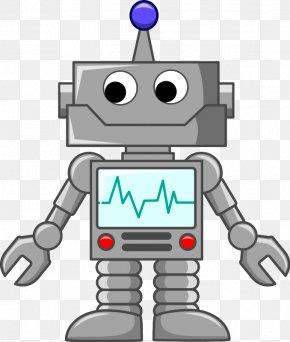 Robot - Robot Cartoon Android Clip Art PNG