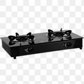 Table - Table Gas Stove Cooker Cooking Ranges Hob PNG