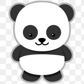Panda - Giant Panda Bear Red Panda Clip Art PNG