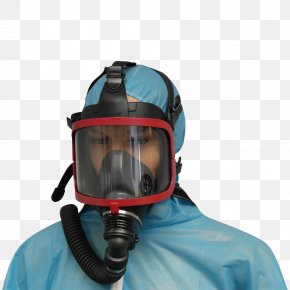 Bicycle Helmets - Bicycle Helmets Gas Mask Personal Protective Equipment Fumigation PNG