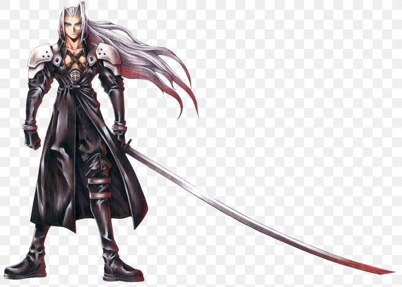 Final Fantasy Vii Sephiroth Cloud Strife Dissidia Final