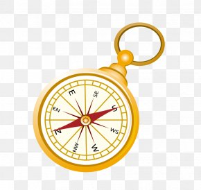 Vector Compass - Compass South PNG