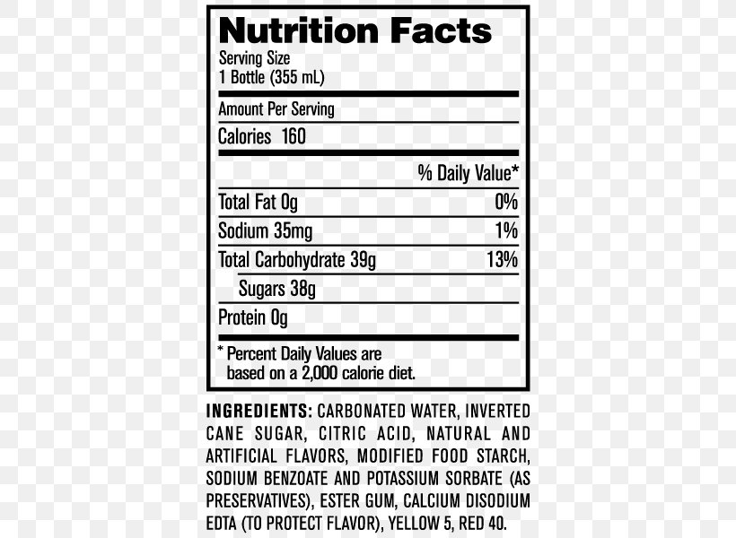 Fizzy Drinks Jones Soda Cola Nutrition Facts Label Png 600x600px Fizzy Drinks Apple Area Beverage Can