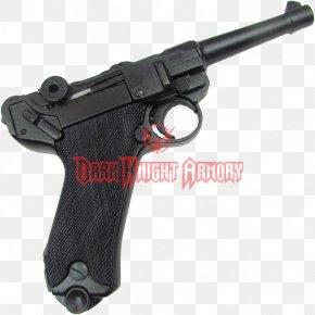 Weapon - Trigger Firearm Revolver Luger Pistol PNG