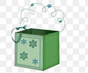 Cartoon Green Gift Box Dress Material - Box Gift Ribbon PNG