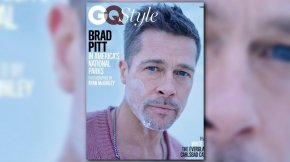 Brad Pitt - Brad Pitt Hollywood GQ Photographer Divorce PNG