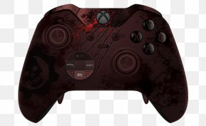 Phoenix Claw - Gears Of War 4 Xbox One Controller Microsoft Xbox One S Video Games Xbox 360 PNG