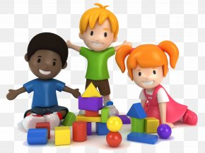 Kids Playing - Toy Block Play Child Clip Art PNG