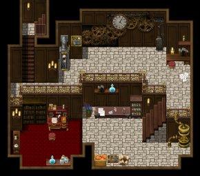 Rpg - Video Game RPG Maker VX Screenshot PNG