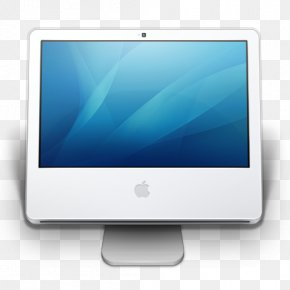 Monitor - Macintosh Computer Monitor Personal Computer Icon PNG