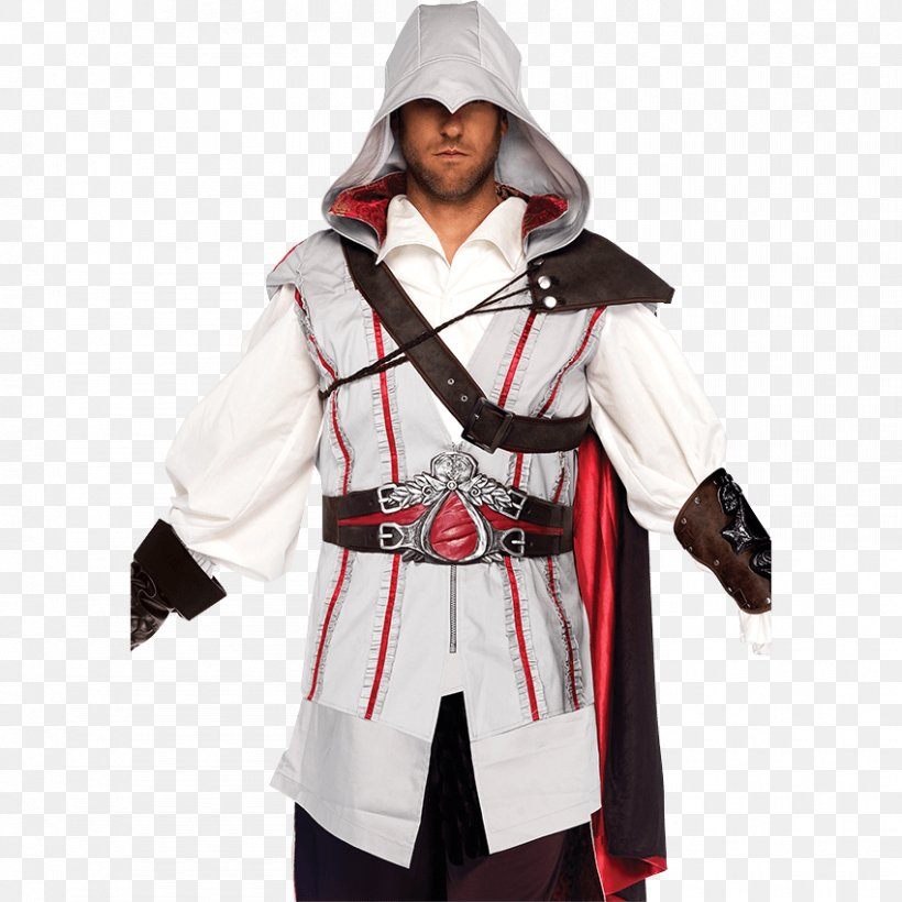 Assassin's Creed III Ezio Auditore Assassin's Creed Ezio Adult Costume, PNG, 850x850px, Assassins Creed Ii, Assassins Creed, Assassins Creed Iii, Clothing, Costume Download Free