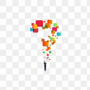 Thinking Question Mark - Question Mark PNG