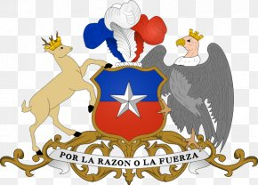 Escudo De Chile - Coat Of Arms Of Chile National Emblem National Coat Of Arms PNG