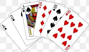 An Autumn Outing - Card Game Blackjack Gambling Face Card PNG