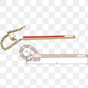 Light Chain - Spanners Tool Pipe Wrench Adjustable Spanner Millimeter PNG