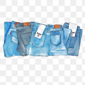 Jeans - Jeans Denim Slim-fit Pants Trousers Acne Studios PNG