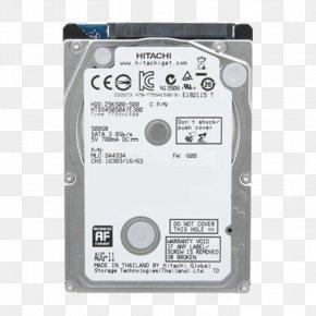 Hard Disk Drive Platter - Laptop Serial ATA Hard Drives HGST Travelstar Z5K500 PNG