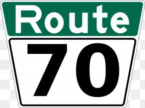 Winnipeg Route 17 - Sign English Language PNG