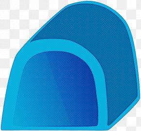 Cap Electric Blue - Blue Aqua Azure Turquoise Electric Blue PNG