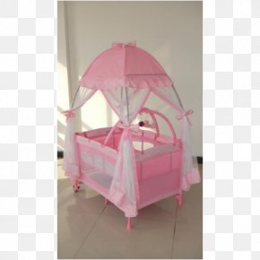 Mosquito - Cots Bed Frame Mosquito Nets & Insect Screens Pink M PNG