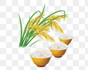 Rice And Rice - Indica Rice Mooncake Food Cereal PNG