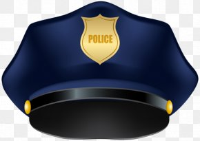 Police - Police Officer Badge Hat New York City Police Department PNG