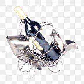 Wine Rack - Red Wine Bottle Alcoholic Drink Wine Rack PNG