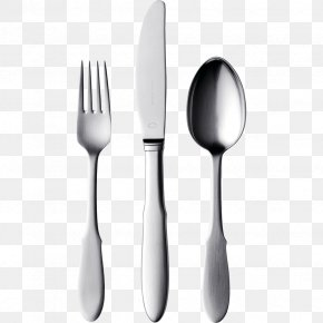Fork, Spoon And Knife Images - Knife Fork Spoon Clip Art PNG