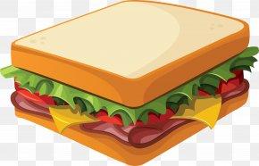 Sandwich Image - Submarine Sandwich Club Sandwich Tuna Fish Sandwich Clip Art PNG