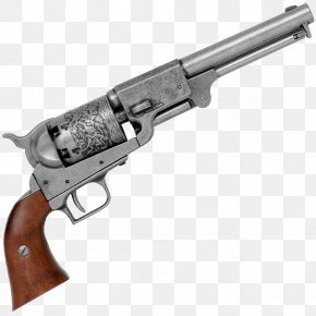 Firearms - United States Colt Dragoon Revolver Colt's Manufacturing Company Colt Single Action Army PNG