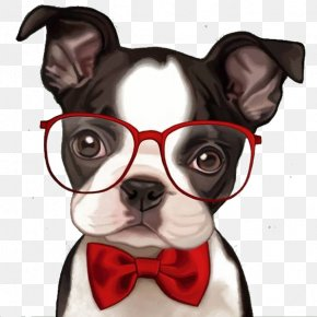 Cartoon Bulldog - French Bulldog Boston Terrier Pug Bichon Frise PNG