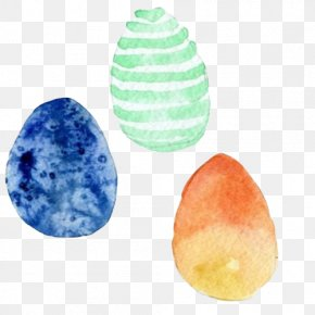 Oval Egg Watercolor Painting Stock Image - Watercolor Painting Illustrator Illustration PNG