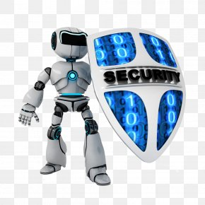 Security Shield - Computer Security Robot Information Security Stock Photography PNG
