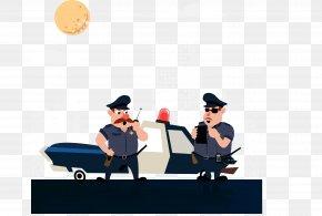 Police Enforcement - Police Officer PNG