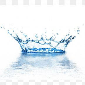 Water Droplets Thrown - Water Filter Drinking Water Water Treatment Water Supply Network PNG