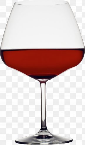 Glass Image - Red Wine Champagne Cabernet Sauvignon Muscat PNG