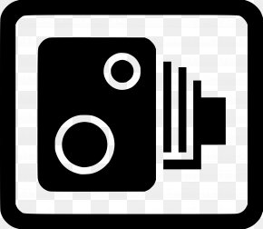 Camera Icon - Traffic Sign Road Traffic Enforcement Camera Speed Limit PNG