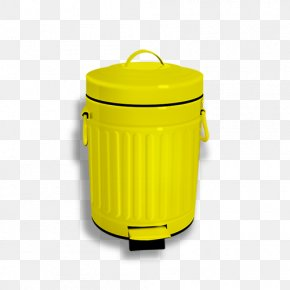 Trash Can - Waste Container Plastic PNG