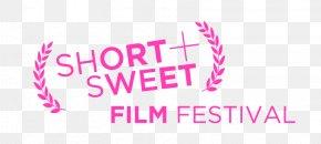 Sweet Festival - Logo Film Festival Brand Font PNG