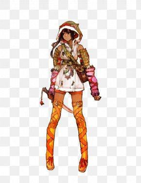 Magic Kingdom - I Am Setsuna Chrono Trigger PlayStation 4 Character Japanese Role-playing Game PNG