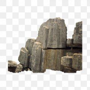 Stone Mountain Material Bonsai - Rendering PNG