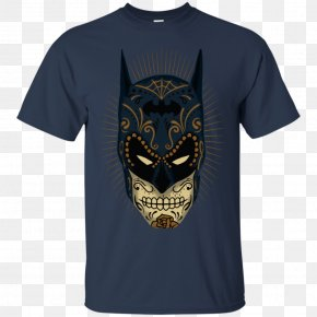Skull T-shirt - T-shirt Hoodie Rick Sanchez Clothing Sleeve PNG